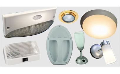 Find The Best LED to Convert Light Fittings in Caravans or RV's