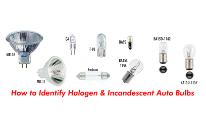 How To Identify Auto Light Bulbs Found in Caravans Motor Homes and RVs
