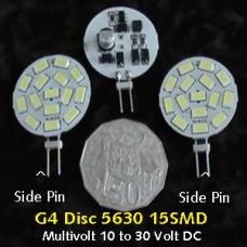 G4 LED Disc 5630 15SMD