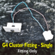 G4 Single Cluster Fitting