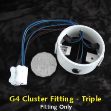 G4 Triple Cluster Fitting