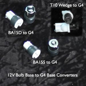 12 Volt G4 Converters