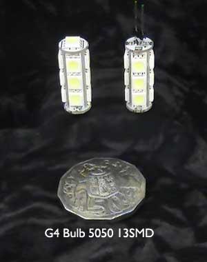 G4 LED Bulb 5050 13SMD