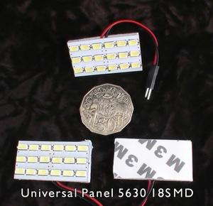 Universal LED Panel 5630 18SMD